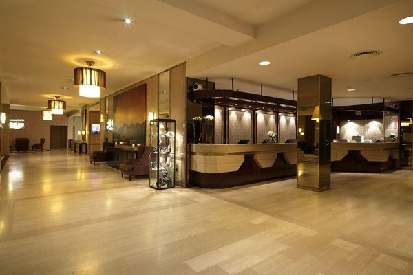 Sheraton Brussels Hotel - фото 13
