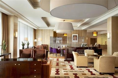 Sheraton Brussels Hotel - фото 6