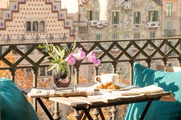 Godo Luxury Apartment Paseo de Gracia - фото 23