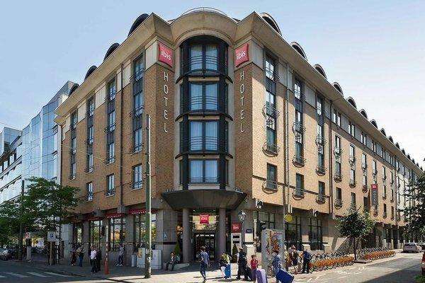 ibis Hotel Brussels Centre Gare du Midi - фото 50
