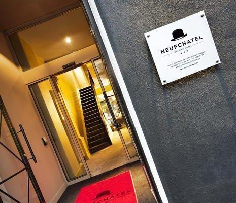 Hotel The Neufchatel - фото 17