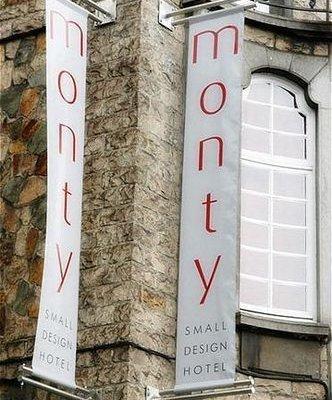 Monty Small Design Hotel - фото 21