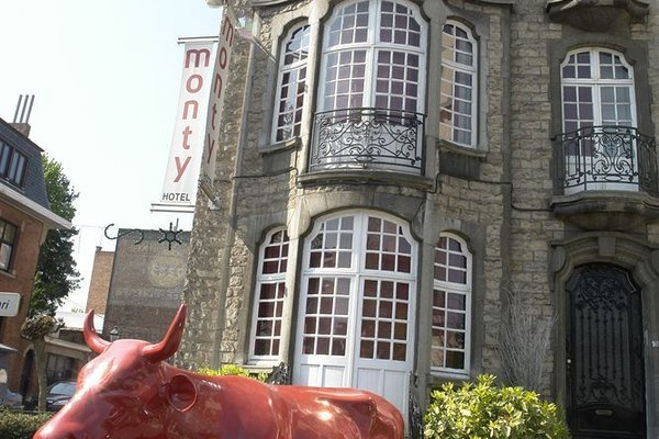 Monty Small Design Hotel - фото 22