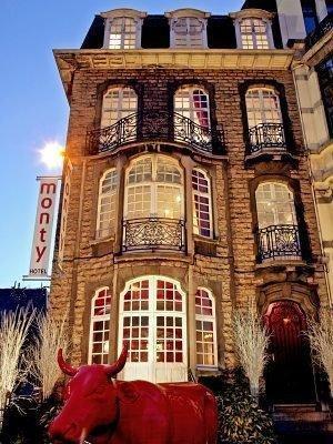 Monty Small Design Hotel - фото 23