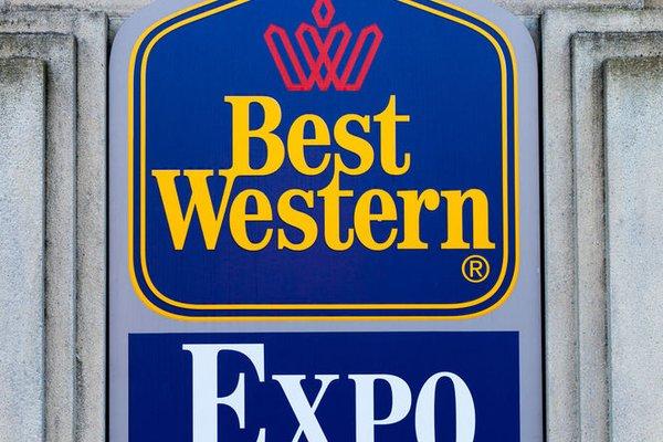 Best Western Hotel Expo - фото 12