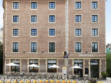 Hotel Novotel Brussels Off Grand Place