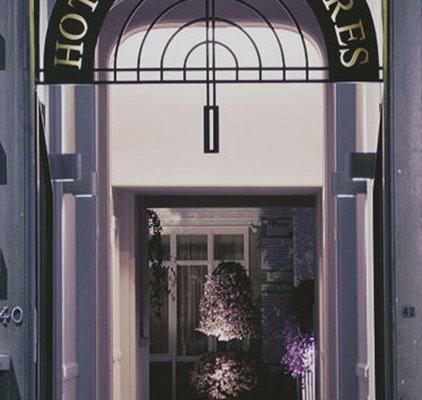 Hotel Du Congres - фото 17