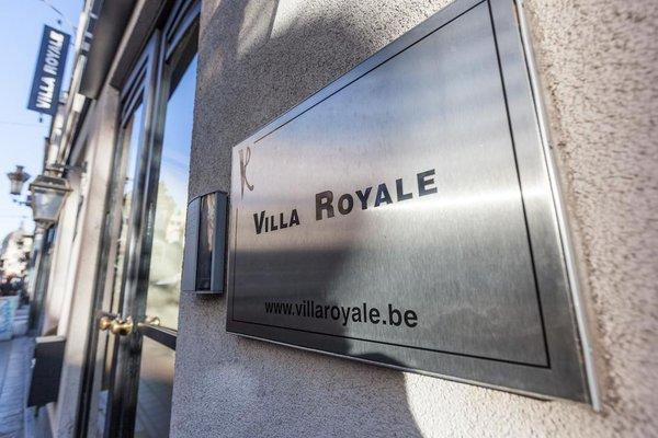 Hotel Villa Royale - фото 21