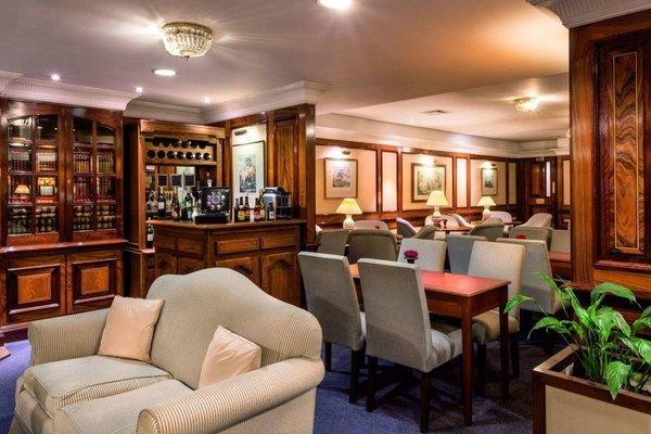 Hotel Izan Avenue Louise - фото 14