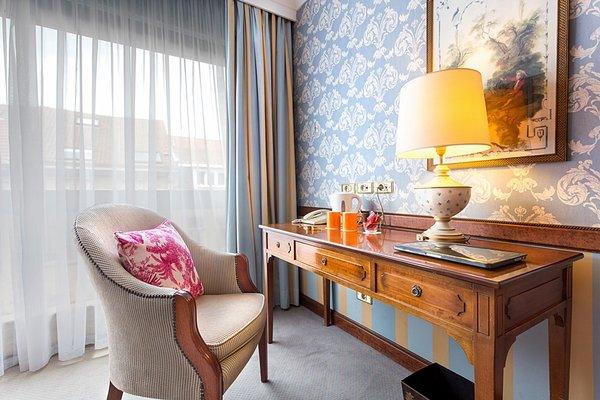 Hotel Izan Avenue Louise - фото 21