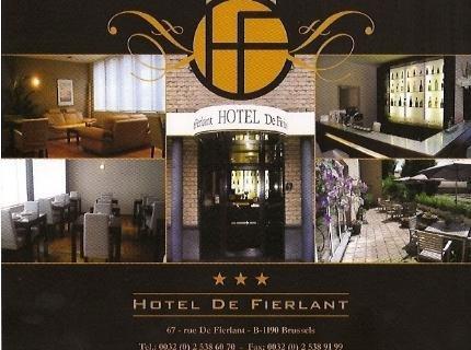 Hotel De Fierlant - фото 12