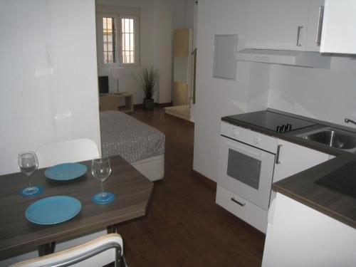 Malaga Apartamentos - фото 18