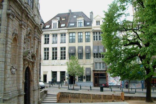 Hotel le Dixseptieme - фото 18