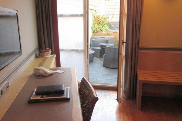 Hotel le Dixseptieme - фото 10