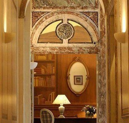 Hotel le Dixseptieme - фото 12