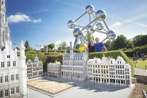 Holiday Inn Hotel Brussels-Schuman - фото 50