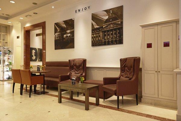 Holiday Inn Hotel Brussels-Schuman - фото 4