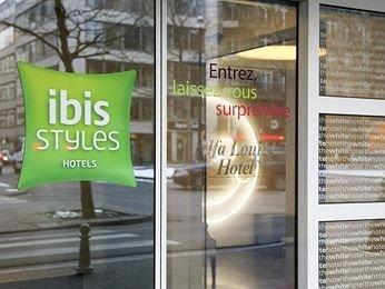 ibis Styles Hotel Brussels Louise - фото 20