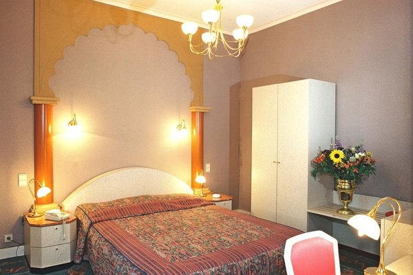 Hotel L'auberge Du Souverain - фото 1