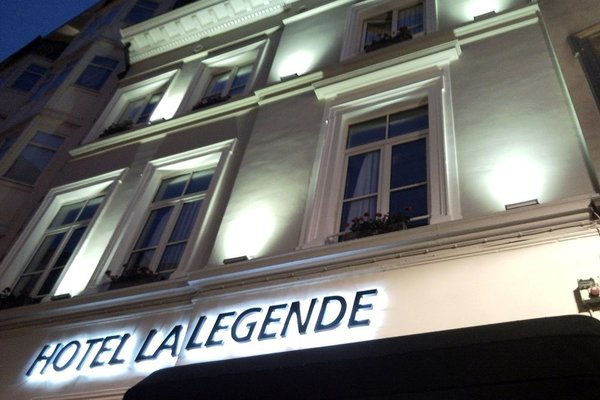 Hotel La Legende - фото 50