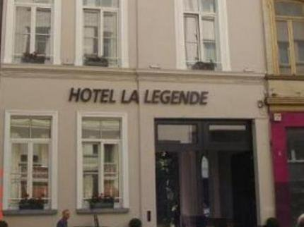Hotel La Legende - фото 21