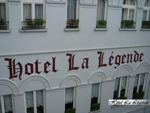 Hotel La Legende - фото 23