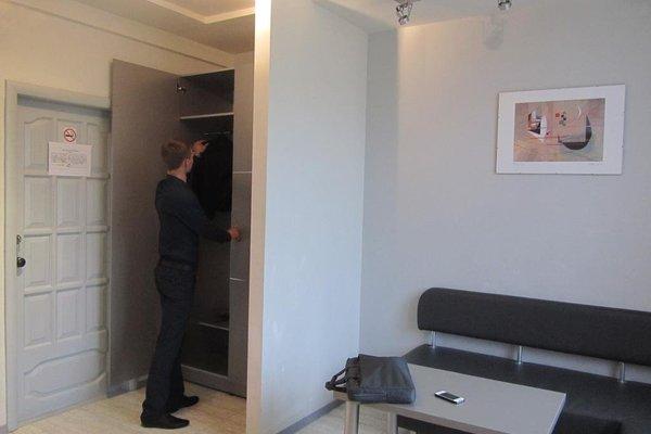 Отель Евро - фото 11