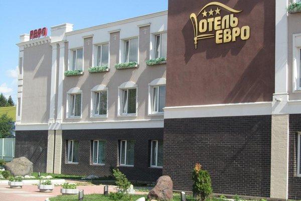 Отель Евро - фото 22