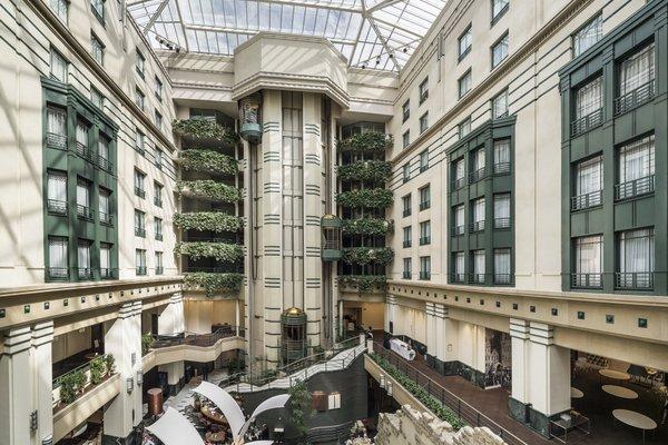 Radisson Blu Royal Hotel Brussels - фото 15