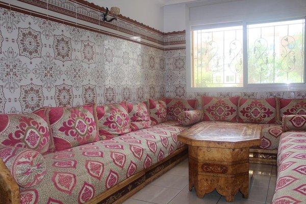 Гостиница «Residence Les Jardins de L´Atlantique», Мохаммедия