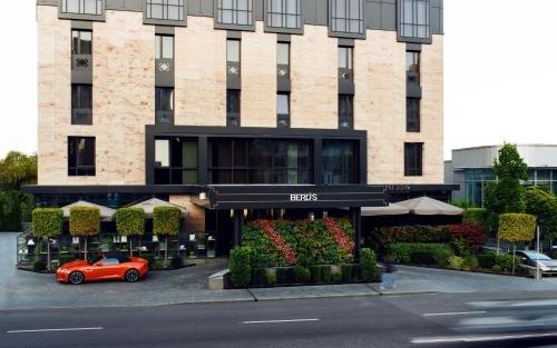 Отель BERDs - фото 22