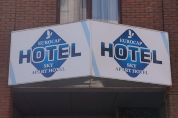 Hotel Eurocap - фото 16