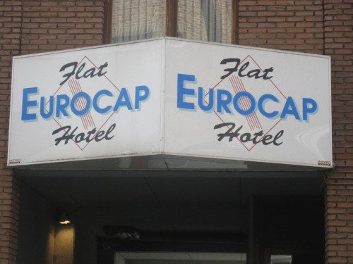 Hotel Eurocap - фото 20