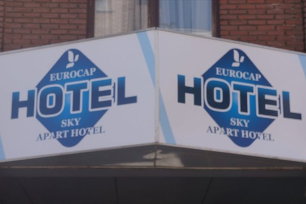 Hotel Eurocap - фото 21