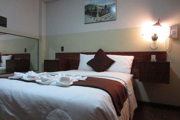 Hotel Nevado - фото 8