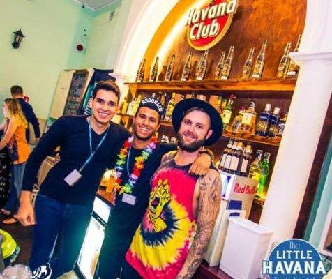 The Little Havana Party Hostel - фото 10