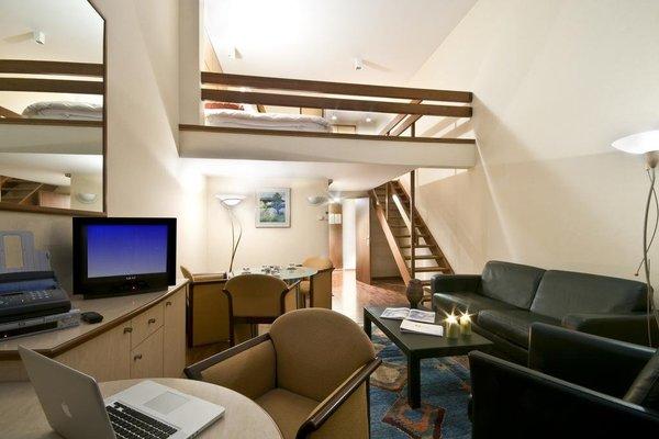 B-aparthotel Montgomery - фото 6
