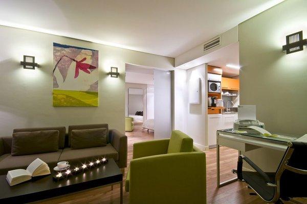 B-aparthotel Montgomery - фото 8
