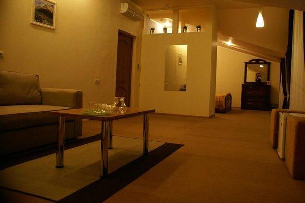 Отель Тропикана - фото 11