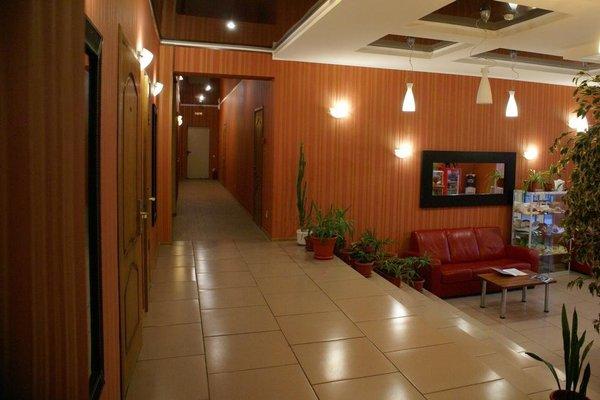 Отель Тропикана - фото 18