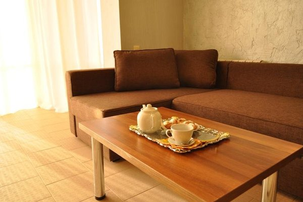 Отель Тропикана - фото 7