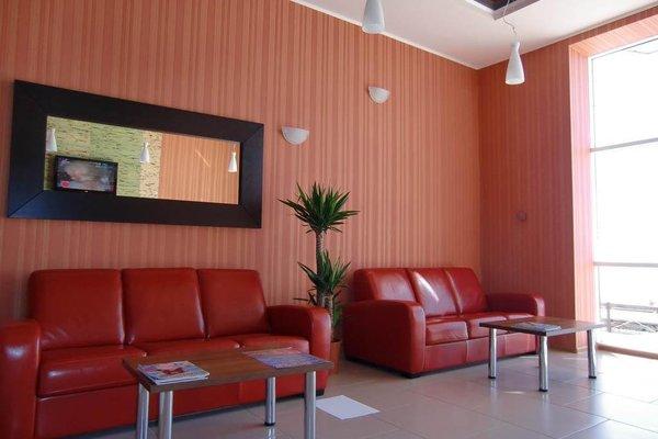 Отель Тропикана - фото 8