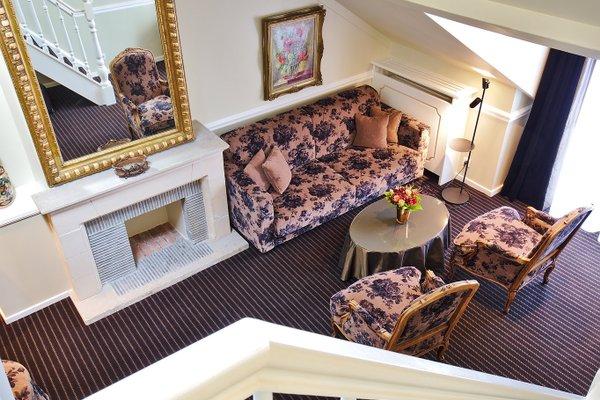 Hotel Manos Premier - фото 1