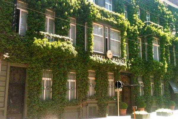 Hotel Manos Premier - фото 22