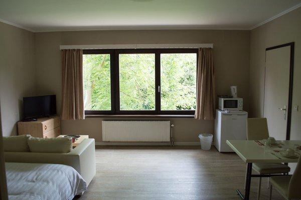 Budget Flats Brussels Aparthotel - фото 8