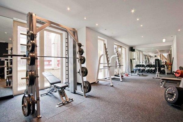 Marriott Executive Apartments Brussels - фото 19