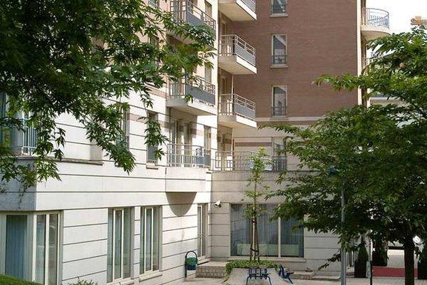 Marriott Executive Apartments Brussels - фото 21