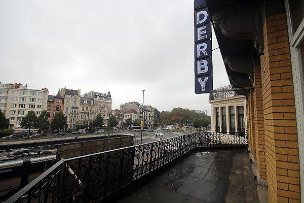 Hotel Derby - фото 19
