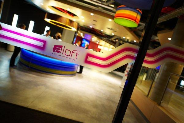 Aloft Brussels Schuman EU Hotel - фото 15