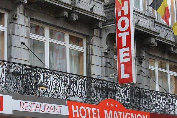 Hotel Matignon Grand Place - фото 50